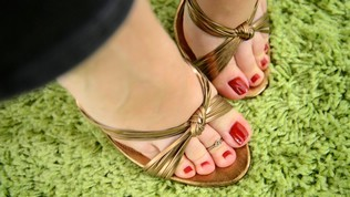 Barefoot Footjob 66